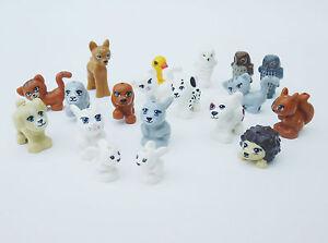 Image Is Loading Lego Friends Animals Pets Amp UK Wildlife Dog