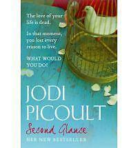 """AS NEW"" Picoult, Jodi, Second Glance Book"