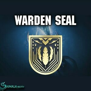 Warden Seal Completion (Season of the Hunt) | Xbox Ps4 | Pc Cross Save