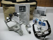 Whipmix 3140 Magnetic Semi Adjustable Dental Articulator Quicklock Facebow