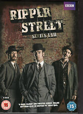 RIPPER STREET - series I & II - DVD