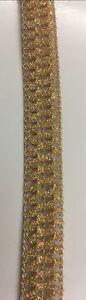 Ribbon-Trim-Strap-Sewing-Dress-Bag-Bridal-Decor-1-5-cm-wide-bronze