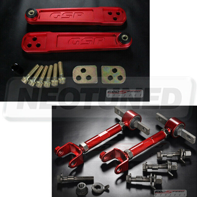 Bolt Kit for Lower Camber Trailing Arm 2008 Onwards Insignia