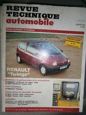 Renault TWINGO : revue technique RTA 558