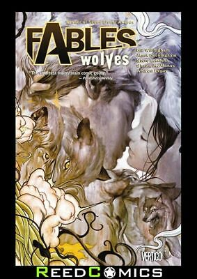 Fables Volume 8 Wolves