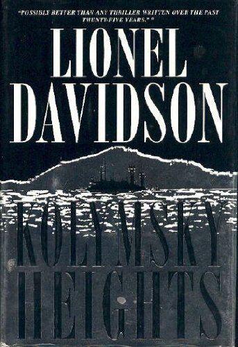 Kolymsky Heights,Lionel Davidson
