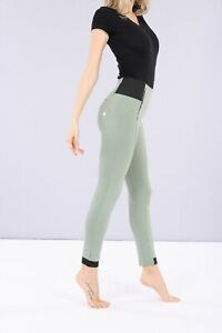 Freddy WR.UP® Shaping Effect Stretch Cotton Regular Rise Skinny Pant Lg // UK12