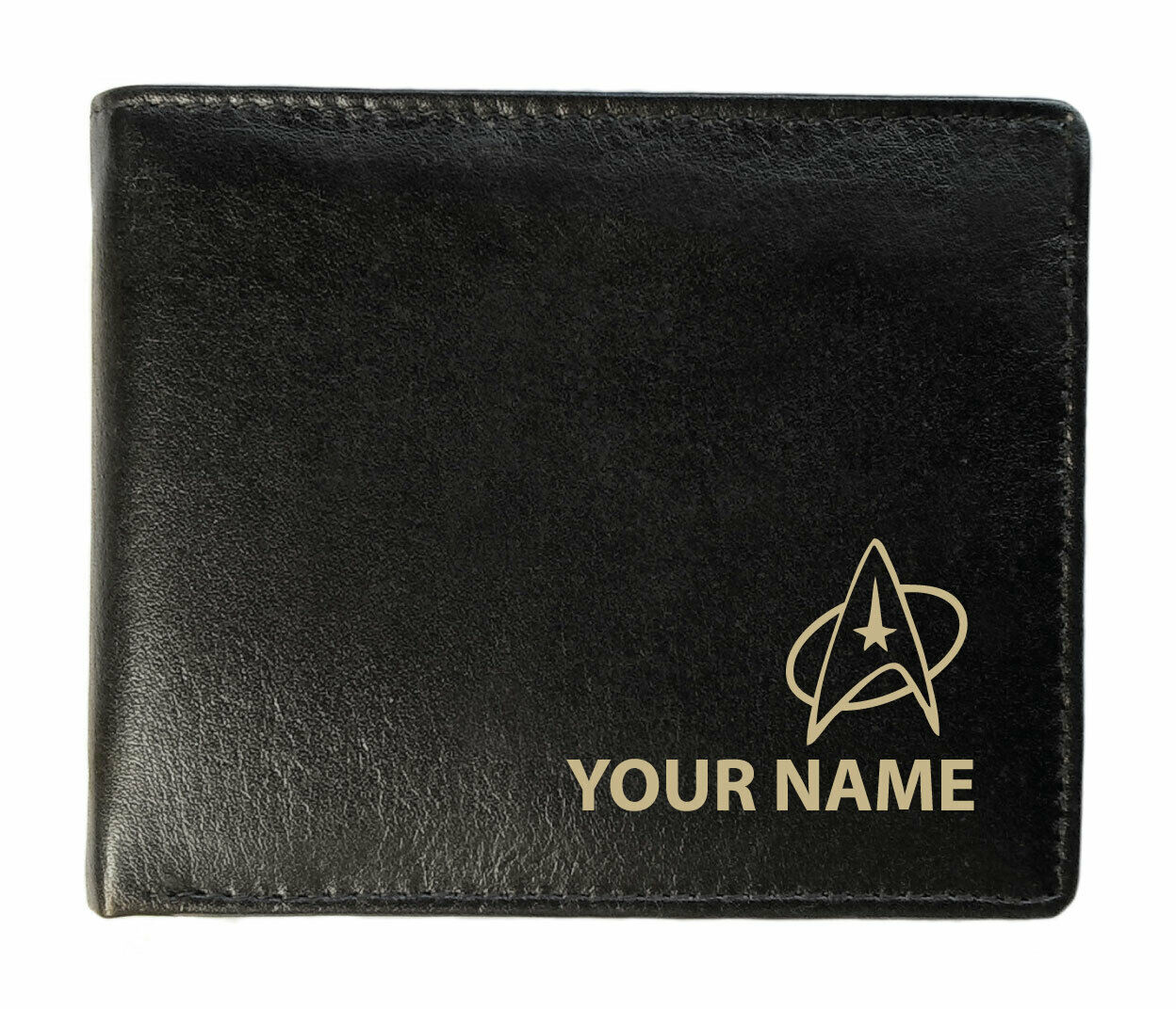 Personalised Wallet Combadge