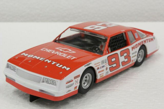 Scalextric C3949 Chevy Monte Carlo 1986, #93 1/32 Slot Car DPR