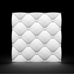 Luxury 3d Wall Ceiling Panel Pillows 60 X 60 Decorative Cladding