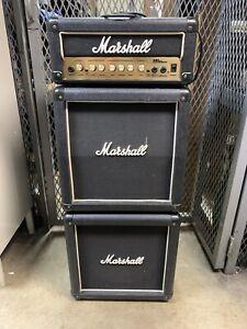 Vintage Marshall LEAD Guitar Amp Amplifier MG15MSII MINI MICRO STACK