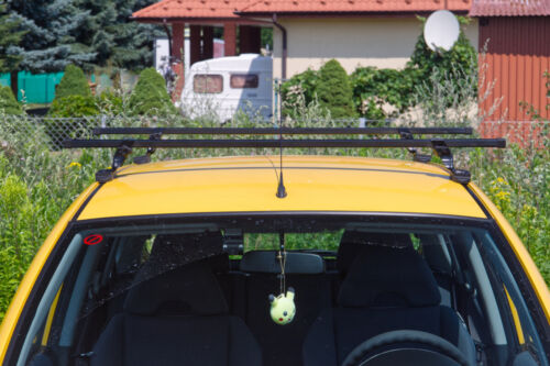 M07 Für Fiat Ulysse I MPV 94-02 Stahl Dachträger an Befestigungspunkte Kompl
