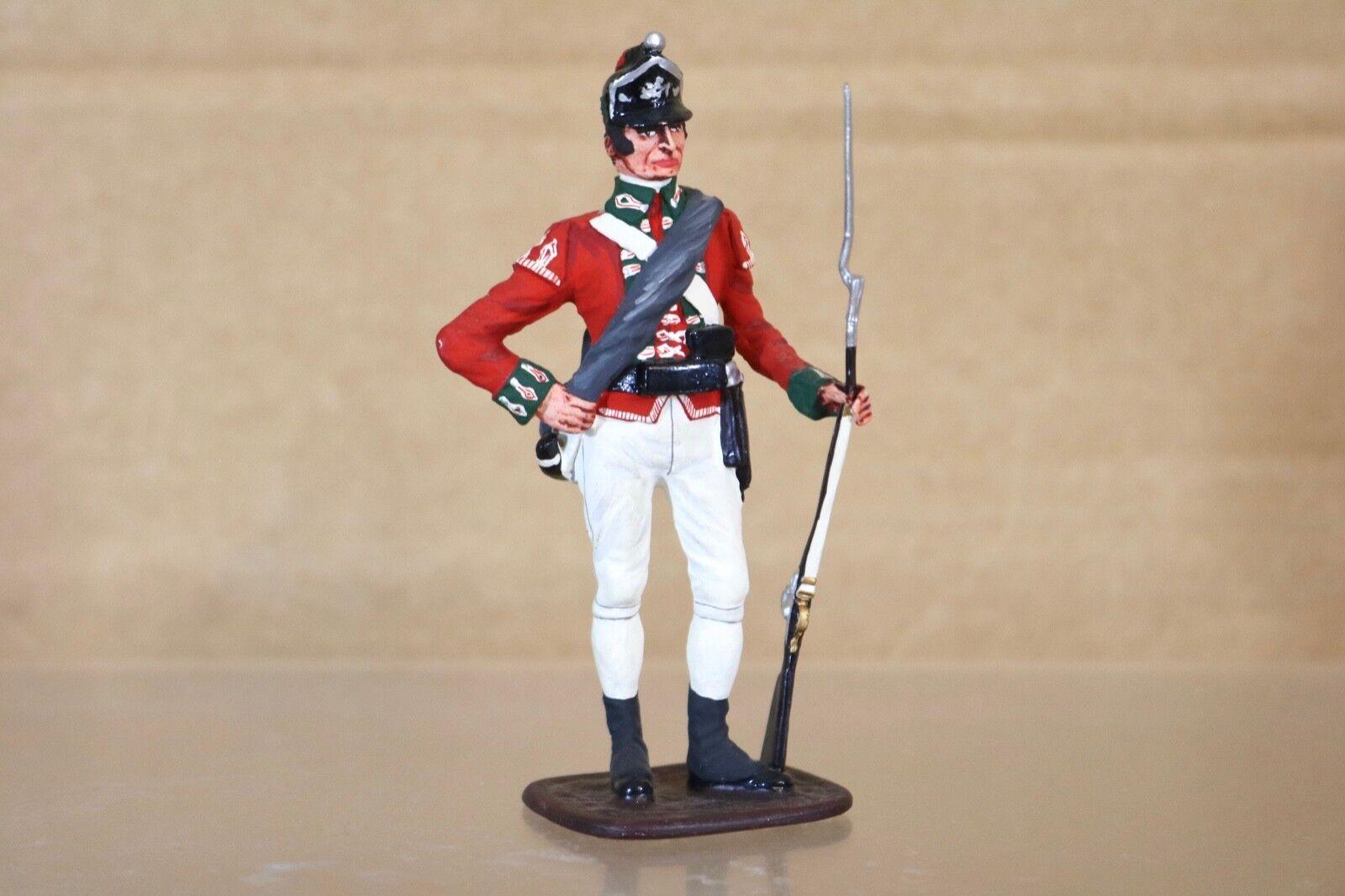 Traditioneller Of London Hinchcliffe 90mm Britisch Leichte Infanterie Private