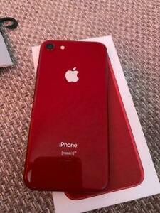 USED-Apple-iPhone-8-256GB-Red-Factory-Unlocked-Complete