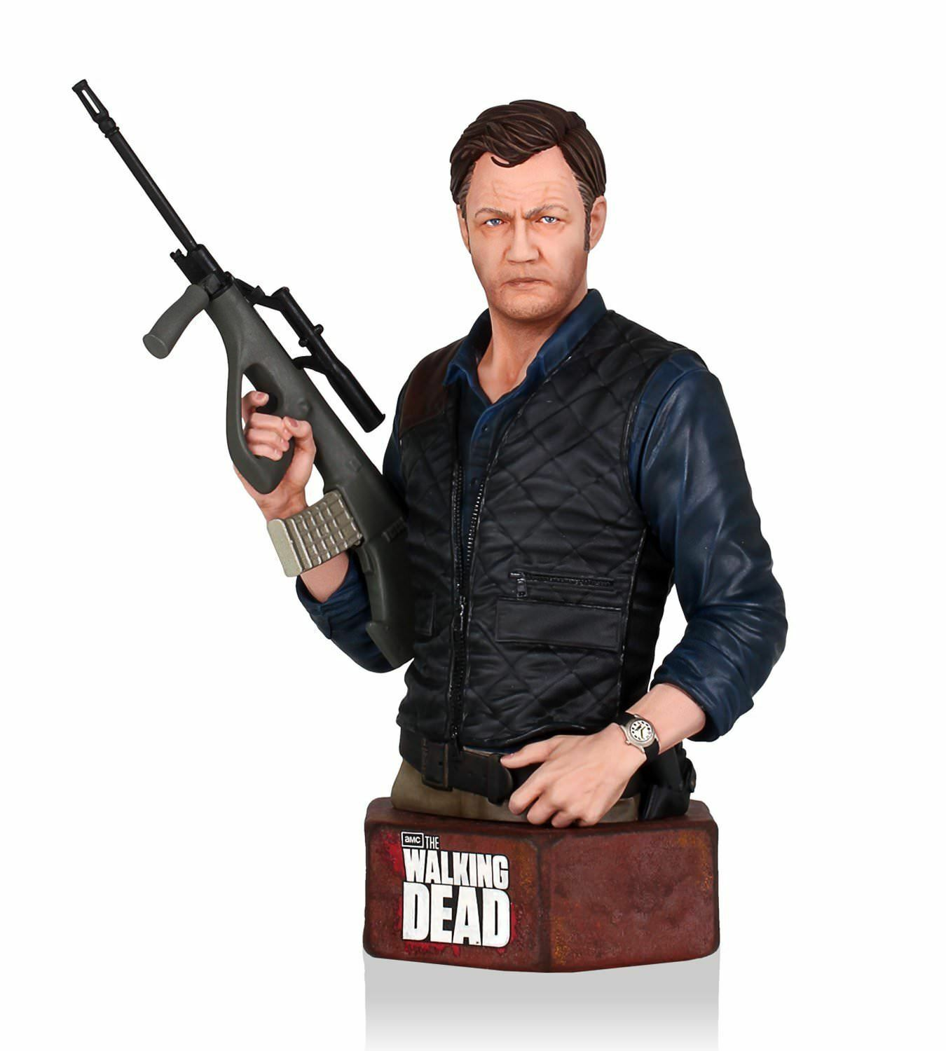 The Walking Dead TV Governor Mini-Bust