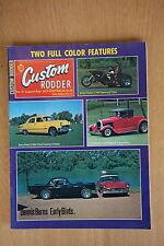 Custom Rodder No. 42 August Sept 1977 VW Trike, Ford, Holden Dodge F100