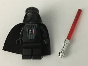 Lego Darth Vader Imperial Inspection 6211 7264 Star Wars Minifigure