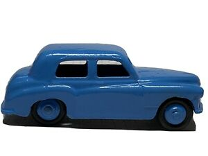 Vintage-Dinky-Toys-Dark-Green-With-LG-Hubs-Hillman-Minx-early-1950-039-s-40f-154