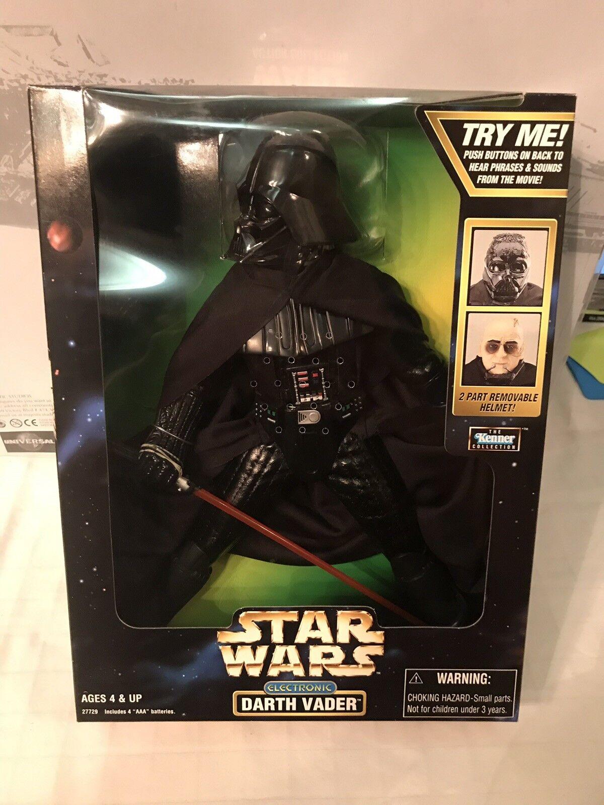 Star - wars - aktion sammlung elektronische darth vader