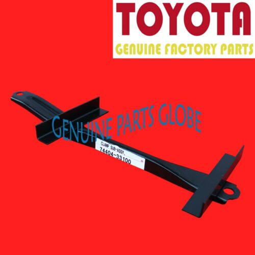 NEW GENUINE OEM TOYOTA 07-11 CAMRY BATTERY HOLD DOWN CLAMP COMPLETE KIT