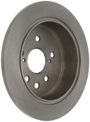 Disc Brake Rotor-C-TEK Standard Rear Centric 121.44142 fits 06-15 Lexus IS250