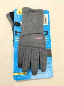 Head-Junior-Hybrid-Gloves-And-Mittens-For-Ages-4-6-Youth-Small-Grey-Pink