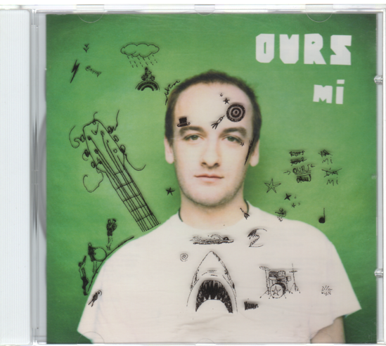 Ours Mi CD ALBUM