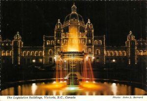 Victoria-Capital-Of-La-Province-Of-La-Colombie-Britanique-Canada