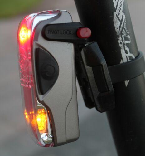 L/&M VIS 180 Premium Bicycle Taillight