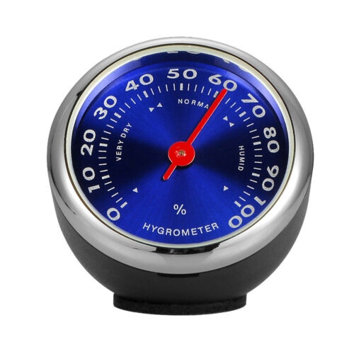 ITS BG Mini High Precision Car Dashboard Digital Hygrometer Interior Decoratio