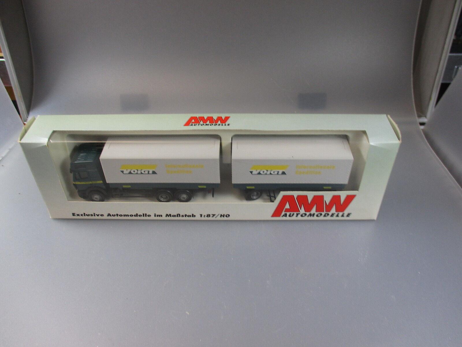 AMW AMW AMW AWM  MB 2235 hängerzug