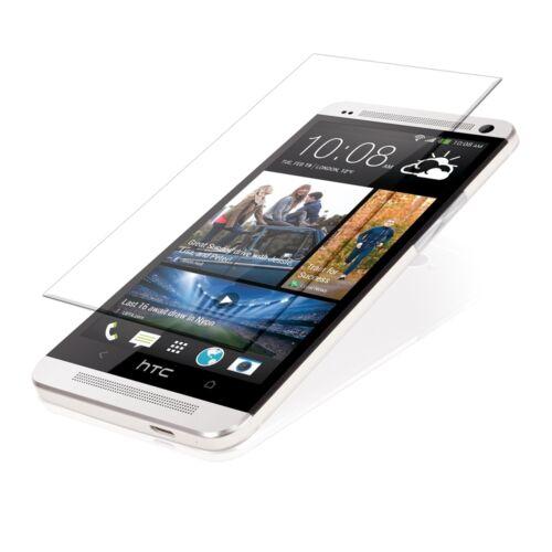 Vidrio Templado Premium Protector De Pantalla Anti Arañazos Para HTC ONE M9 vendedor del Reino Unido