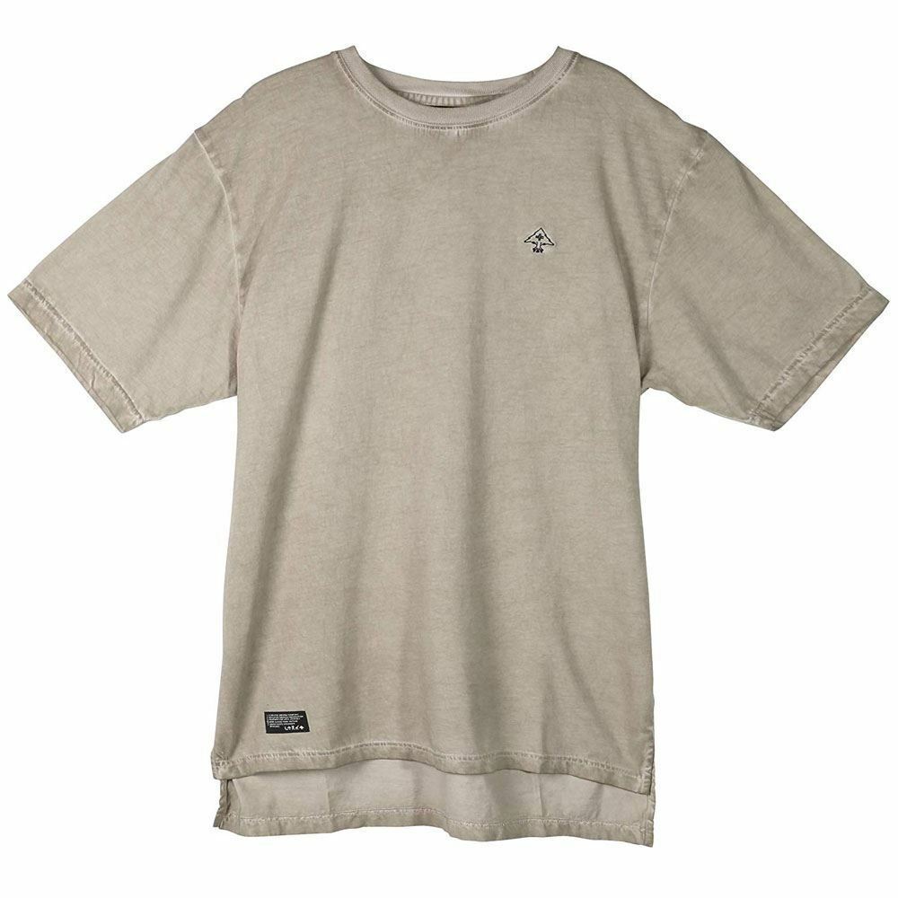 LRG RC Drop Tail Wash T-shirt London Fog
