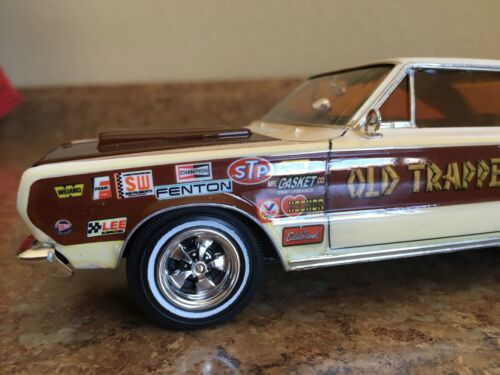"""""""Old Trapper"""" Plymouth GTX Super Stock Decal skill required Decals"""