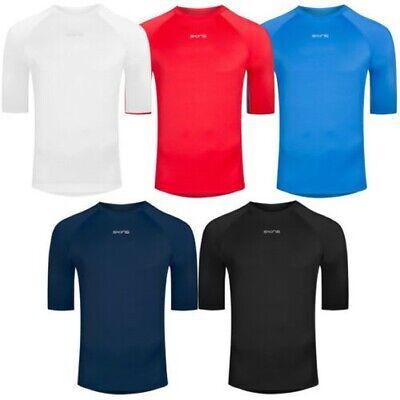 Skins DNAmic Force Herren Funktionsshirt Sport Fitness Kompressionsshirt neu