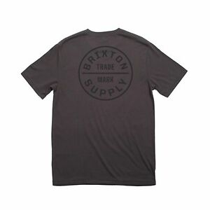 BRIXTON-OATH-S-S-TEE-SHIRT-WASHED-BLACK-BLACK