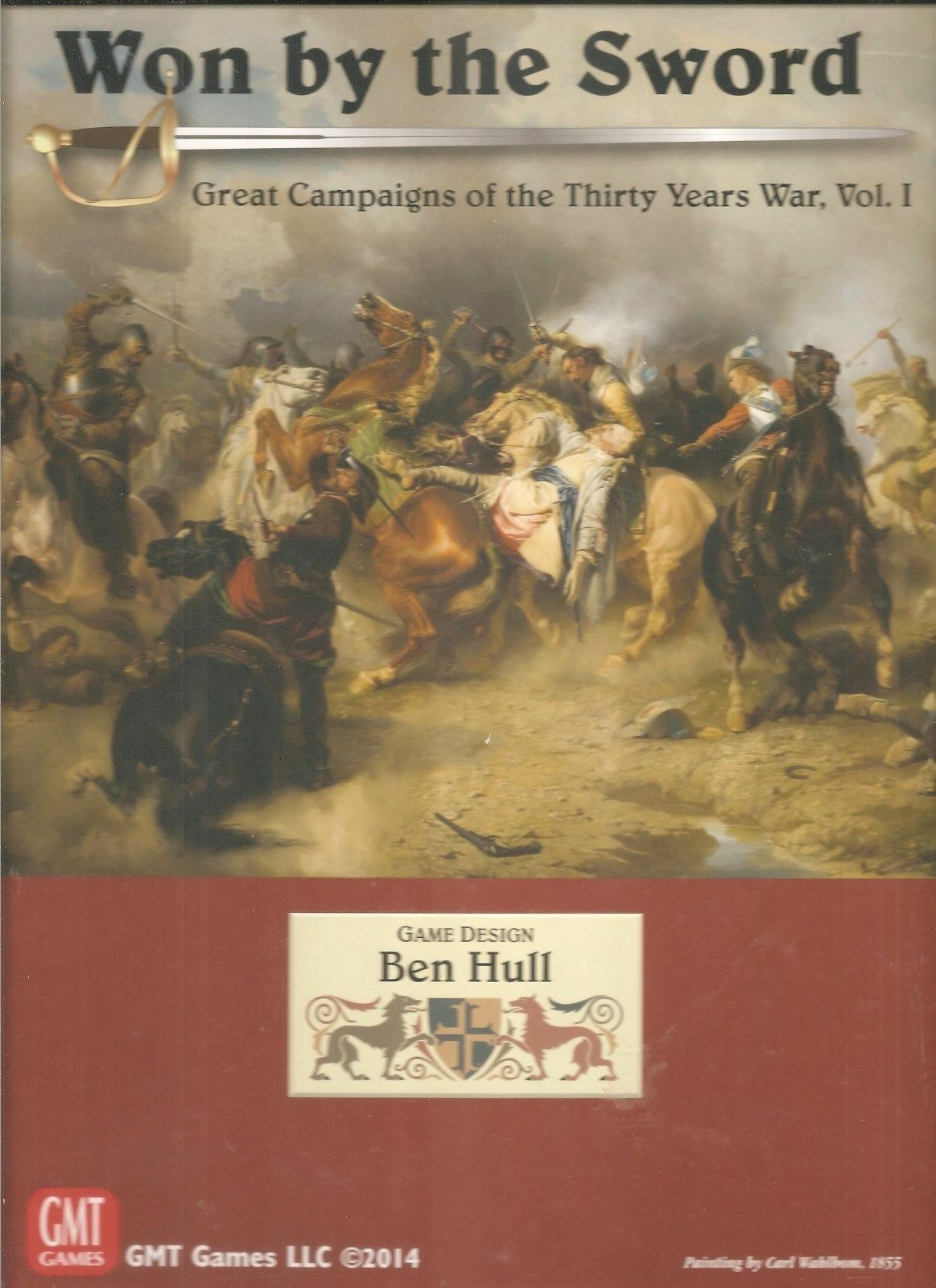 a gagné by the Sword, Wargame, Wargame, Wargame, New by GMT, English Édition ebd2aa