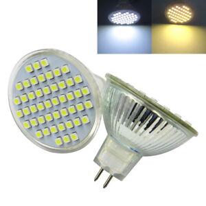Mr16 G5 3 Gu5 3 Led 12v 24v Spotlight Bulb 3w 380 Lumen 48 3528