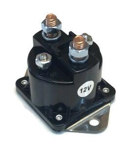 Power Starter Trim Solenoid for Mercury Mercruiser Mariner Outboard Motor Engine