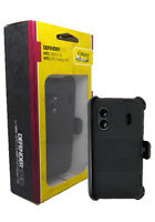 Otterbox Defender Hard Case W/holster Belt Clip For Htc Evo Design 4g Or Hero S