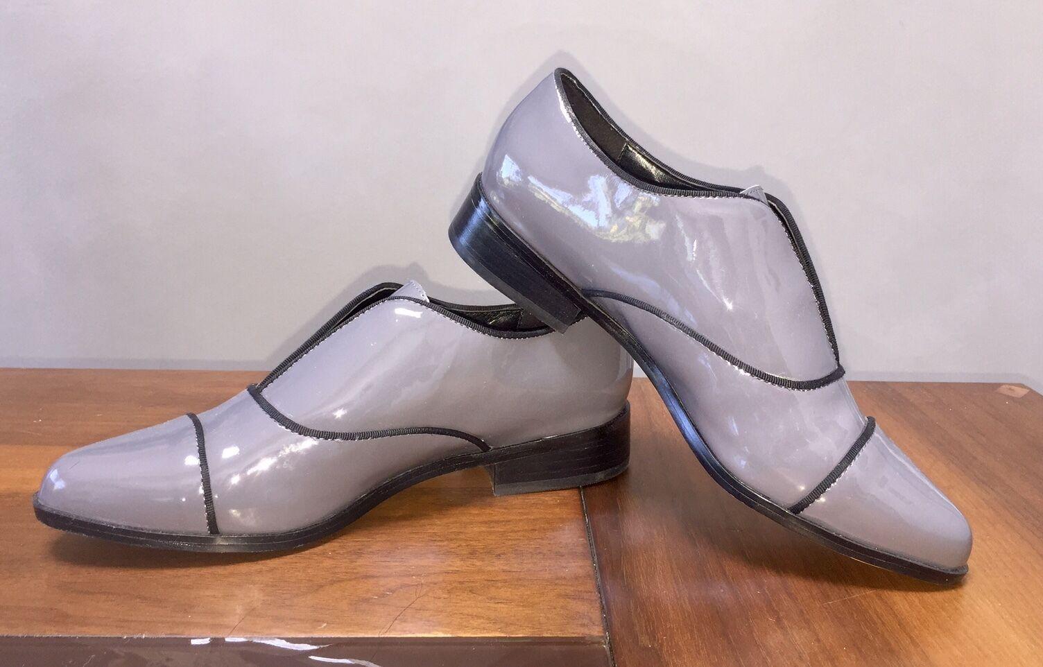 Nuevas damas damas damas Informal Zapatos Saks Fifth Avenue Freya gris Tamaño 7.5 US Dolice Vita  precios mas bajos