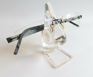 e0fd05d7ec Image is loading Lindberg-Spirit-Titanium-2101-Eyeglasses-Rimless-Glasses -Hand-