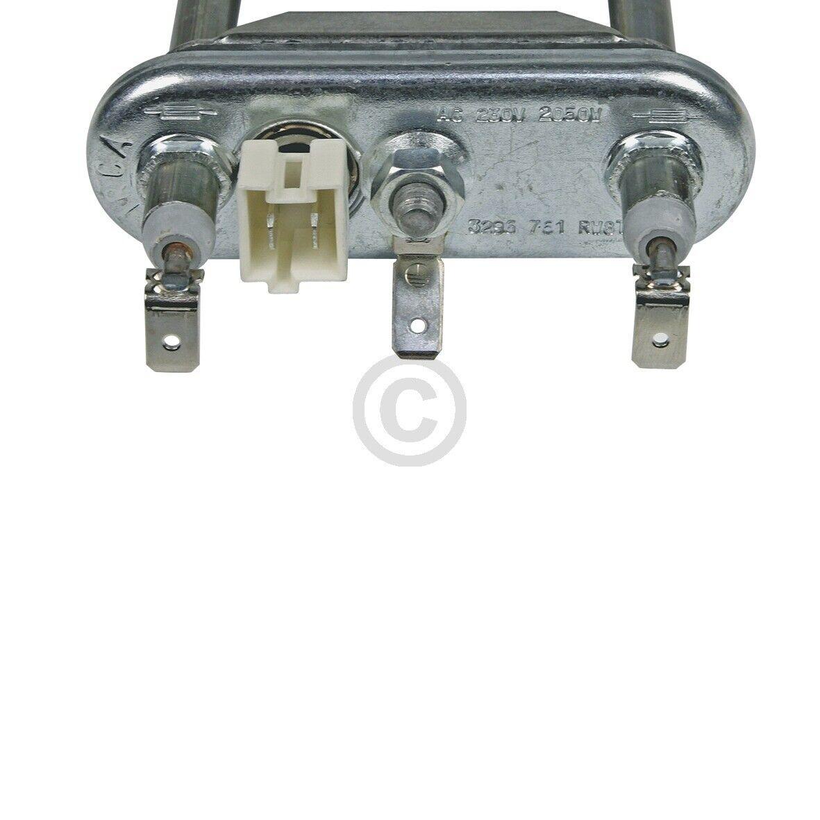 Bauknecht Waschmaschine Heizung mit NTC 481225928669