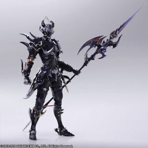 Final Fantasy Xiv - Estinien - Figurine Action Bring Arts (carré Enix) 662248823133