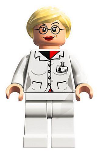 LEGO 10937 - Batman - Dr. Harleen Quinzel - Minifig   Mini Figure