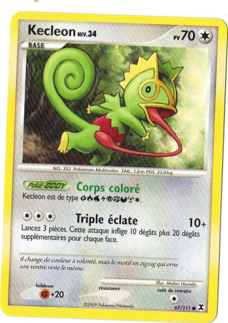"""Carte Pokemon /"""" PYROLI /"""" Niv 55 Rivaux Emergeants PV 70 60//111  VF"""