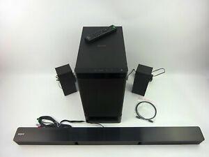 Sony HT-RT3 - Sistema Home Cinema 5.1 - Soundbar + Sub + 2 Speaker - COME NUOVO
