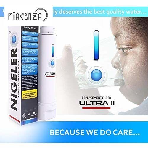 EPTWFU01 Water Filter Frigidaire Replacement Puresource Ultra II Refrigerator 1P