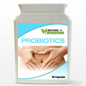 Acidulato-con-Bacillus-Acidophilus-Probiotico-probiotici-90-Compresse-Per-Bottiglia-al-sicuro