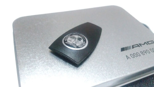 AMG Key Fob Cover Emblem B C E S CLA CLE CLS Series